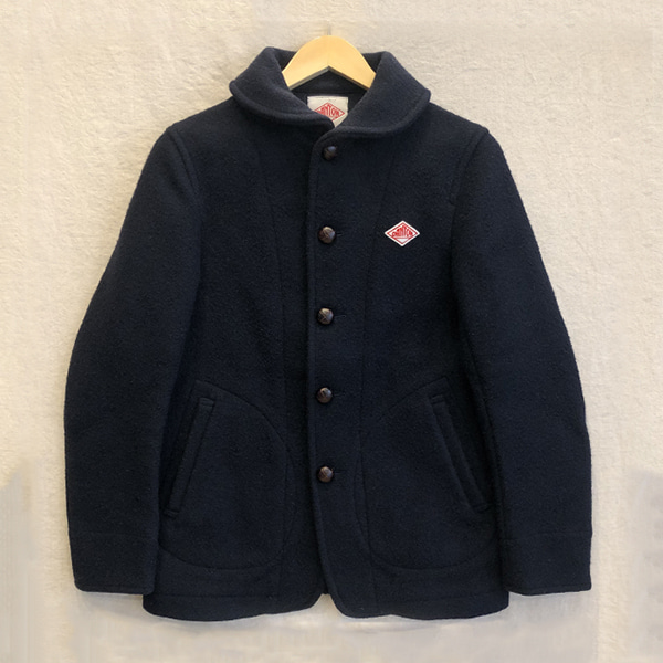 Danton wool mosser single jacket