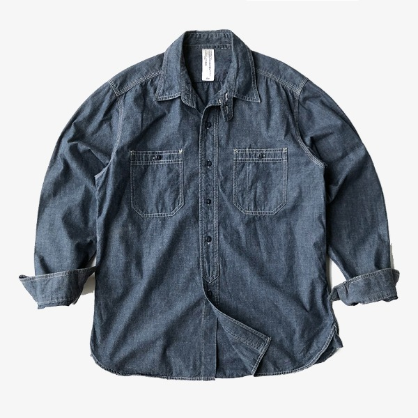 C.A.B CLOTHING chambray work shirts