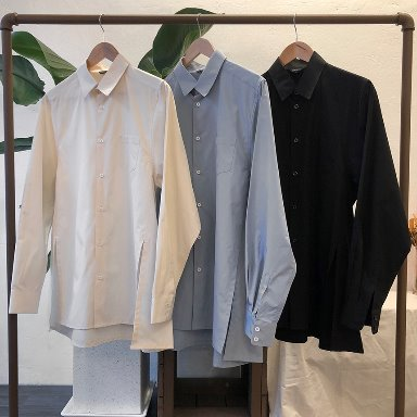 7OUTFIT design long shirt