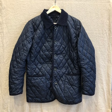 BEAMS HEART quilting jacket