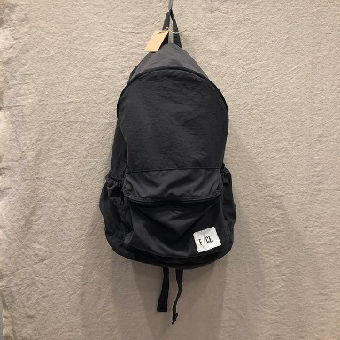 F/CE nylon back pack