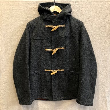 BEAMS × FIDELITY duffle coat