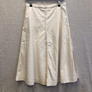 BEAMS BOY flare skirt