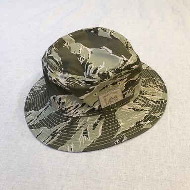 Lee camouflage bucket hat