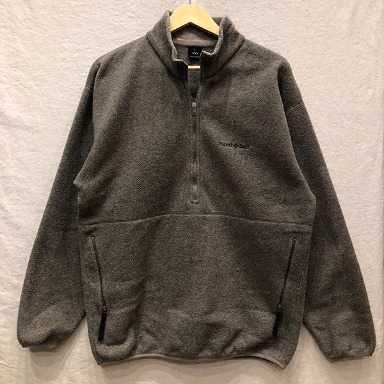 mont-bell pull-over fleece