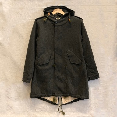 BEAMS BOY mods coat
