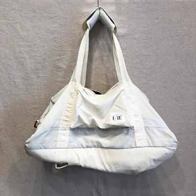 F/CE. 3 way white bag