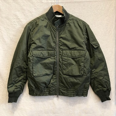 BEAMS BOY military jacket